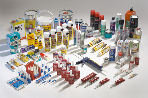 ADHESIVES & SEALING PRODUCTS