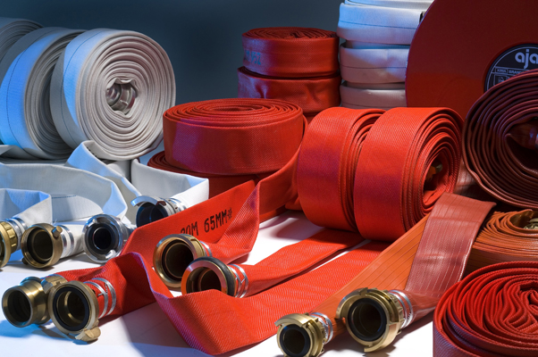 FIRE REEL HOSES