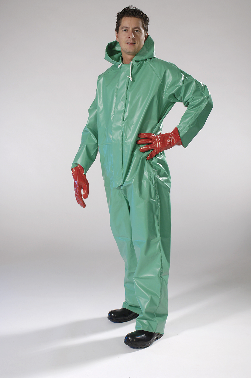 CHEMICAL PROTECTION SUIT (BE637)