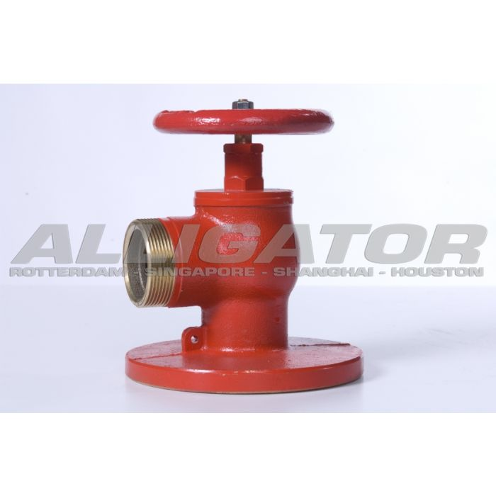 ANGLE FIRE HYDRANT