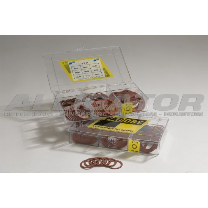 FIBER WASHER KIT
