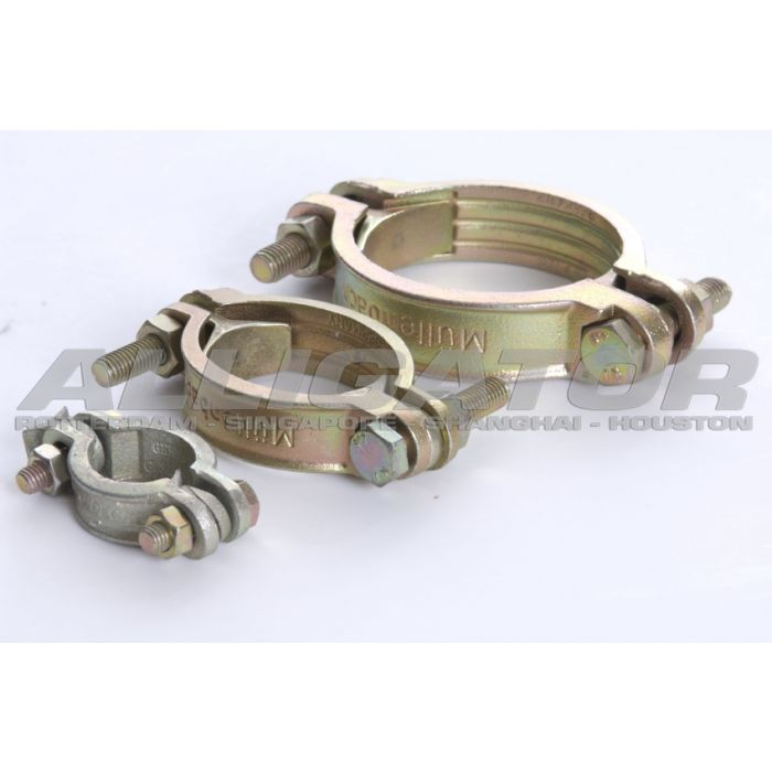 HOSE CLIP MALLEABLE