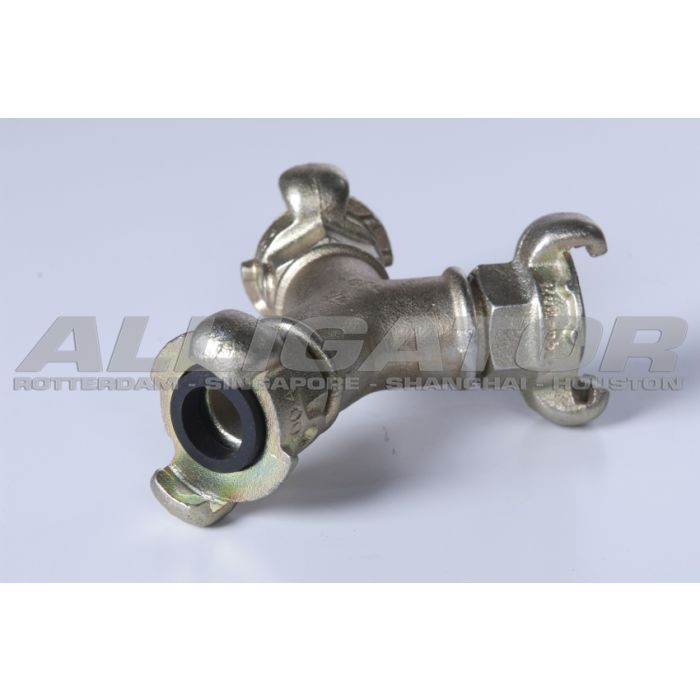 AIR CLAW HOSE COUPLING 3-WAY